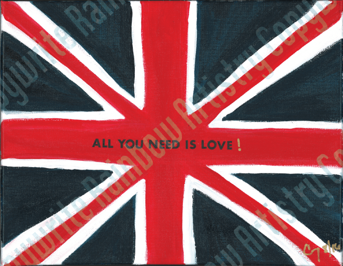 God's Love for GB by Cindy T. All Rights Reserved.