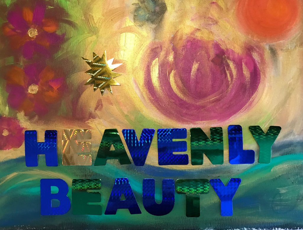Heavenly Beauty by Cindy T. All Rights Reserved.