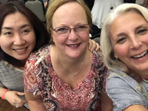 Cindy Tiefel and friends