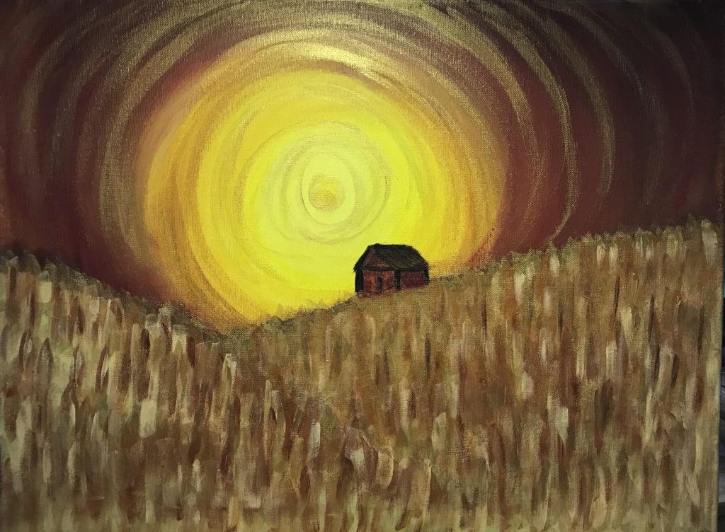 The Harvest by Cindy T. All Rights Reserved.